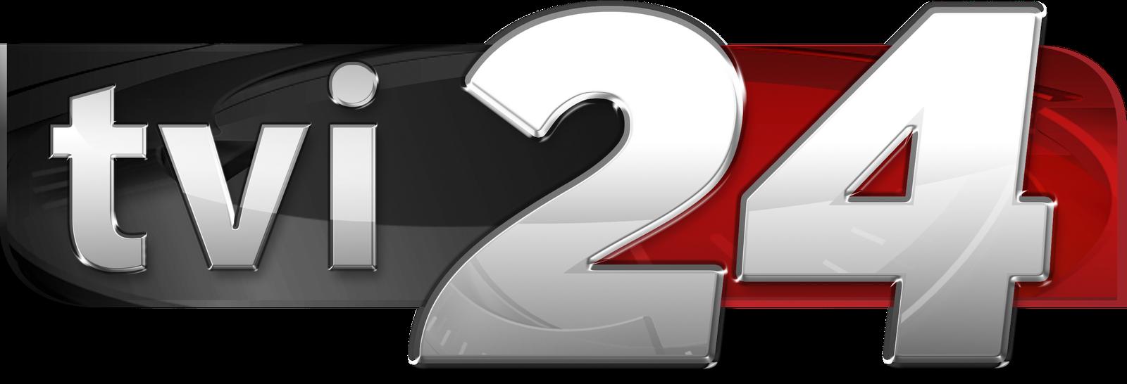 Resultado de imagem para tvi24 logotipo