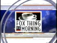 WFLD FOX Thing In The Morning 1997 Open