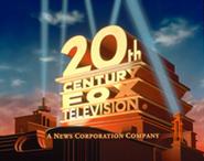 20th Century Fox Television (1995-1997) Corporate Logo