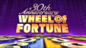 30th Anniversary Wheel of Fortune Logo
