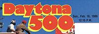 86Daytona500