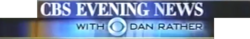CBS Evening News 2000