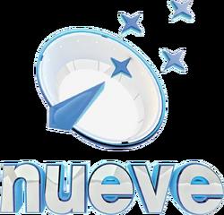 Canal Nueve Río Gallegos (Logo 2013)