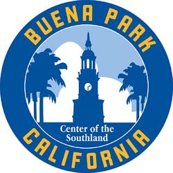 City logo of the City of Buena Park, California