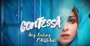 Contessa - Ang huling pagbawi