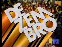 Dezembro na Globo 1989