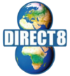 Direct 8 grand logo 2005