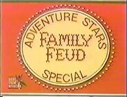 Family Feud Adventure Stars Special 1984