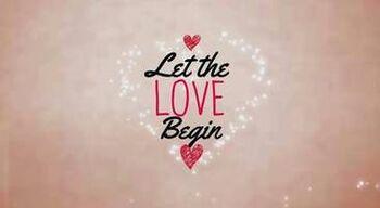 GMA Let the Love Begin
