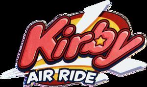 Kirby air ride beta logo by ringostarr39-d7sf5rm