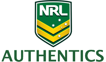 NRL Authentics Logo (2014)