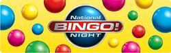 National Bingo Night Australia Banner