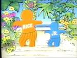 Nick Jr. Commercials from August 1995 Part 5