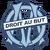 Olympique de Marseille logo (1990-1993)