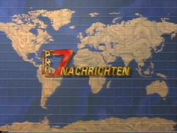 ProSieben nachrichten 1990