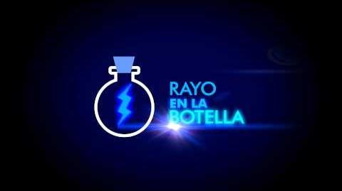 Rayo en la botella