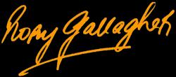 Rory gallagherlogo3