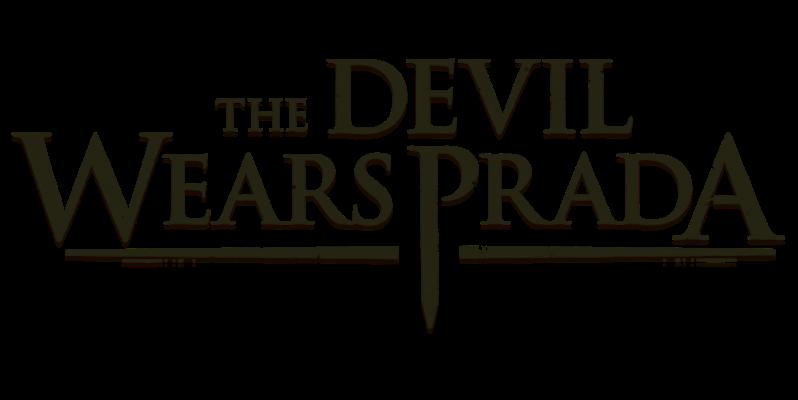 The Devil Wears Prada Logo Png 100 Years Of Prada Behind The