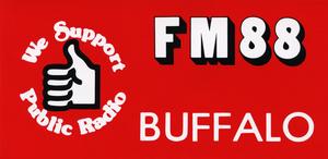 WBFO - FM 88 - 1970s