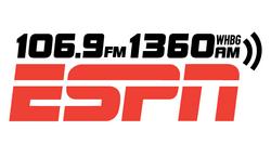 WHBG ESPN 1360 AM 106.9 FM