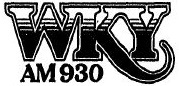 WKY Radio 930 - 1989