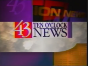 WUAB 1995 The 10PM News