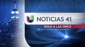 Wxtv noticias 41 11pm package 2013