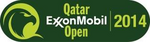 2014 Qatar ExxonMobil Open logo