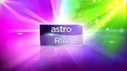 Astro Ria Channel Rebranding 2015