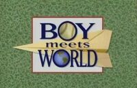 Boy Meets World season 1 intertitle