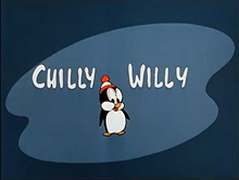 Chilly Willy 1954