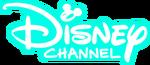 Disney Channel Philippines Light Blue Logo 2017