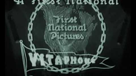 First National Pictures animated logo - 1929