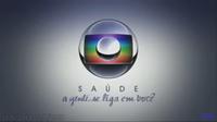 Globo Saúde A gente se liga em você logo Maio de 2011