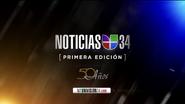 Kmex noticias 34 50 anos primera edicion package 2012
