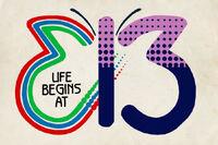 Life begins at 13 remastered logo by jadxx0223-db6cvvh