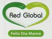Logo del día de la madre de Red Global
