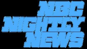 NBC Nightly News 1972