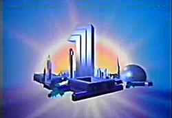 SVT Kanal 1 1987