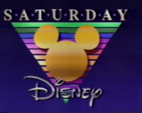 Saturday Disney (1990-1992)