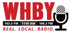 WHBY 1150 AM 103.5 106.3 FM