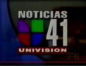 WXTVNoticias41Univision11PMOpen1996