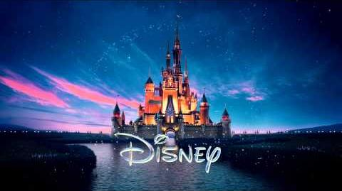 Walt Disney Studios Short - Intro Logo New Version (2015) HD