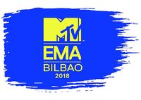 2018 MTV EMAs Logo