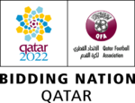 2022 World Cup logo (Qatar bid)