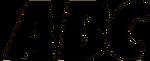 ABC 5 2nd Wordmark 1992