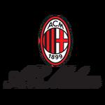 AC Milan logo (with wordmark)