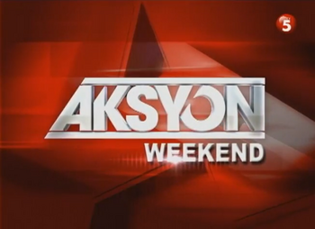 Aksyon Weekend 2012
