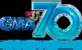 GMA 70th Anniversary Art Logo