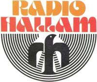 Hallam, Radio 1975